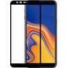 Azuri Protège-écran Verre trempé Samsung Galaxy J4 Plus Noir