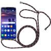 StilGut Huawei P Smart (2019) Back Cover met Koord Transparant