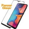 PanzerGlass Protège-écran Case Friendly Samsung Galaxy A20e Verre Noir