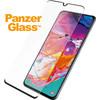 PanzerGlass Protège-écran Case Friendly Samsung Galaxy A70 Verre Noir