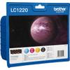 Brother LC-1220VALBP 4-Kleuren Pack