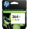 2x HP 364XL Cartridge Geel