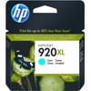 HP 920 Cartouche d'encre Cyan XL CD972AE