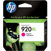 HP 920 Magenta XL Cartouche d'encre (rouge) CD973AE