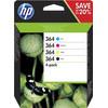 HP 364 Pack Combo (N9J73AE)