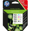 HP 932/933XL Cartouches Pack Combiné