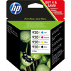 HP 920XL Pack Combo de 4 Couleurs (C2N92AE)