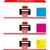 Pixeljet 131A Toner 3 Couleurs pour imprimantes HP (U0SL1AM)