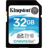 Kingston SDHC Canvas Go! 32 Go 90 MB/s
