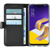 Azuri Wallet Magnetic Asus Zenfone 5 Book Case Black