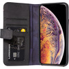 Decoded Leather Card Wallet Apple iPhone Xs Max Book Case Black