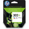 HP 302 Cartouche 3 couleurs XL  (F6U67AE)