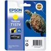 verpakking T1574 Cartridge Geel (C13T15744010)
