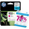 HP 951 Officejet Cartouche Magenta XL (CN047AE)