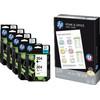 HP 304 Combo Packs + 500 feuilles de papier