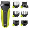 Braun Series 3 300BT Black/Green