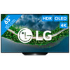 <p> With the LG OLED65B9S, you can enjoy a lifelike image quality. This television has an OLED screen. This means that each pixel gives individual light. You'll be able to view images with deep black levels and a strong contrast. This UHD TV has 4K resolution. This means you won't miss any details, such as grains of sand or insects. Together with the wide color gamut of the 10-bit panel, this ensures detailed and realistic images. Thanks to the 100Hz refresh rate, fast movements appear smoothly. This is useful for sports competitions or fast action movies. When you connect the TV to the internet via WiFi, you get access to the clearly displayed WebOS smart platform. This allows you to easily stream movies and series via Netflix or quickly start watching videos on YouTube. </p>