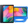 Samsung Galaxy Tab A 10.1 (2019) 32GB WiFi Black + Kids Cover Blue