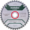 Metabo Precision Cut Wood Zaagblad voor Hout 216x30X1,8mm 40T