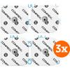 Compex Performance Elektrode 5x5cm Snap Triple Pack