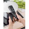 product in gebruik Perfect Snelkookpan 4,5 L