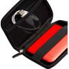 product in gebruik Case Logic QHDC-101 + USB-stick