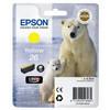 Epson 26 L Cartridge Geel (C13T26144010)