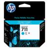 HP 711 Ink Cartridge Blauw (cyaan)