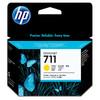 HP 711 Ink Cartridge Geel 3-Pack CZ136A