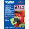 Brother Premium Plus Photo paper 20 sheets A3 (260 gr / m2)