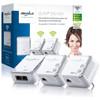 verpakking dLAN 500 WiFi 500 Mbps 3 adapters