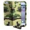 Muvit Agenda Case Apple iPhone 5C Green Camo