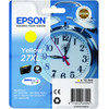 Epson 27XL Cartridge Geel C13T27144010