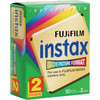 Fuji Instax Colorfilm Glossy 10x2 pack