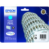 verpakking Epson 79 XL Cartridge Cyaan C13T79024010