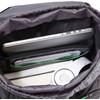 binnenkant Griffith Park Deluxe Backpack Black