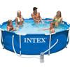 Intex Metal Frame Set 366 x 76 cm met Filterpomp