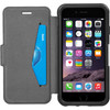 binnenkant Strada Case Apple iPhone 6/6s Zwart