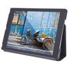 product in gebruik Snapview Case iPad Air 2 Bruin