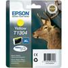 Epson T1304 XL Ink Cartridge Yellow (Geel) C13T130440
