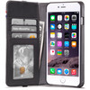 Decoded Leather Wallet Apple iPhone 6 Plus/6s Plus Zwart