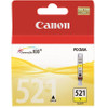 Canon CLI-521Y Yellow Ink Cartridge geel