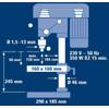 visual leverancier BT-BD 401