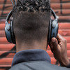 product in gebruik SoundLink Around-ear wireless II Zwart