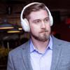 product in gebruik SoundLink Around-ear wireless II Wit
