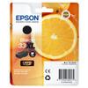 Epson 33 Cartridge Black XL (C13T33514010)