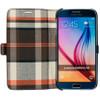 Imoshion Moyland Book Case Samsung Galaxy S6 Bruin