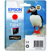 Epson T3247 Cartridge Rood (C13T32474010)