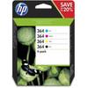 HP 364 Combo Pack (N9J73AE)