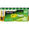 Super Alkaline Valuepack 16x AA Duo Pack